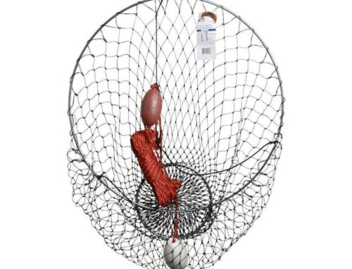 Promar 32-Inch Lobster and Crab Net