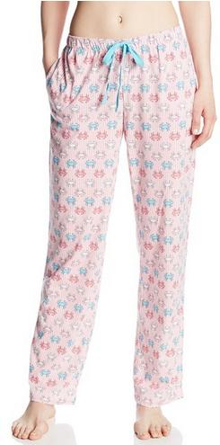 women's crab pajamas
