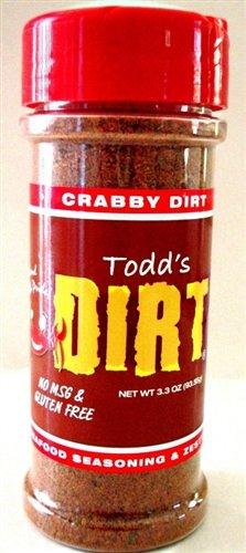 todd's dirt seasoning