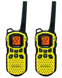 waterproof 2 way radio