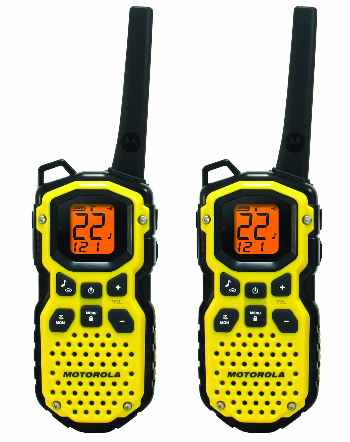 waterproof 2 way radio