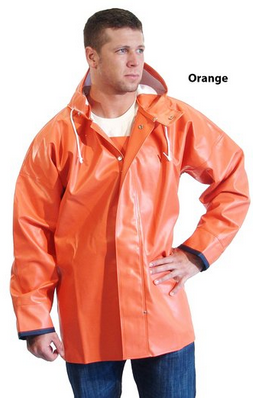 willapa heavy duty rain jacket