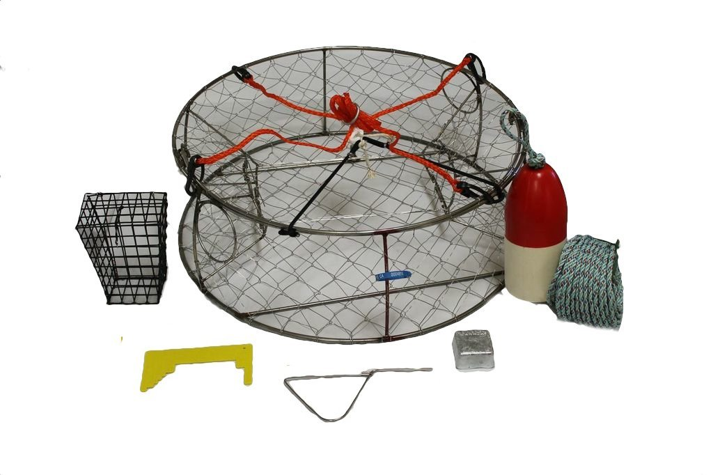 ladner ultimate crab trap kit