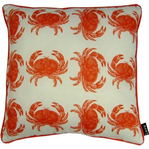 crab decor indoor outdoor pillow