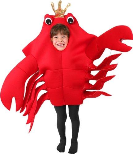 child's king crab costume