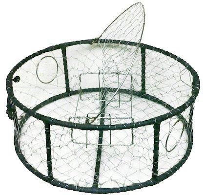 steel mesh pot